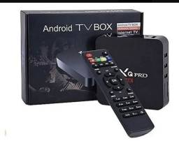 MXQ Android box 4gb de ram novo