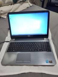 Título do anúncio: Notebook Dell i7 Inspiron15r
