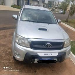 Título do anúncio: Toyota Hilux CD4x4 SRV