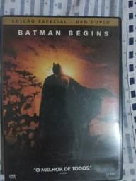 Coleção DVD Batman Trilogia completa (envio para todo Brasil)