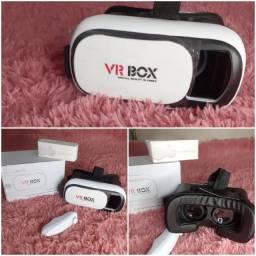 Título do anúncio: Óculos de realidade virtual vr box