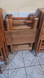 Mesas para lanchonetes