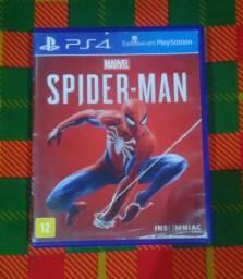 Título do anúncio: Spider-Man PS4