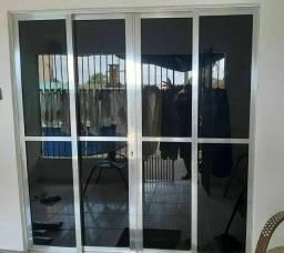 Título do anúncio: Revestimento fumê para janelas e portas de vidros