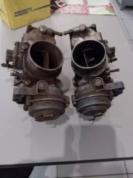 Título do anúncio: Par de carburador Brasol Solex h32/34 pdsi 2 pdsi3