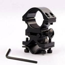 Suporte Cano Adaptador p/ Lanterna Anel 25mm