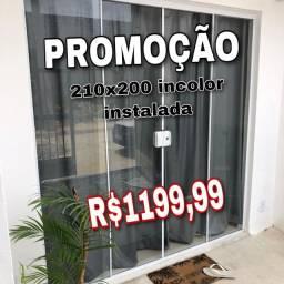 Título do anúncio: PRA ZERAR O ESTOQUE PORTA 210x200 PROMOÇÃO