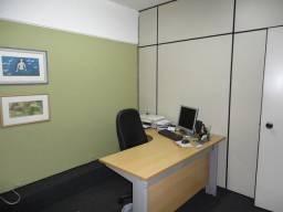 Título do anúncio: Sala/Conjunto para venda possui 100 metros quadrados com 1 quarto em Centro - Santos - SP