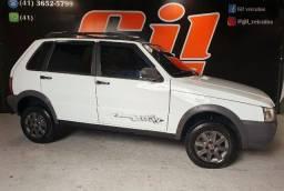 Título do anúncio: Fiat Uno Mille Way 1.0 2013 4P