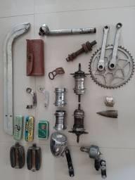 Peças diversas para bicicletas
