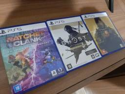 Título do anúncio: Jogos de PS5