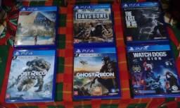 Título do anúncio: Jogos de PS4 (Leia a descrição)