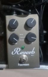 Título do anúncio: Pedal Reverb RV-1 - Fuhrmann