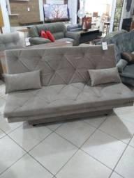 """Título do anúncio: Sofa Cama Napoli """"a un."""" no Din/Pix $ 1.999,00"""