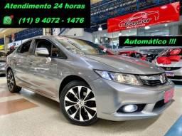Título do anúncio: Honda Civic LXR Automático Novissímo!!!!