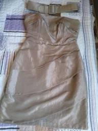 Vendo vestido Divina Pele 42 - R$ 50,00