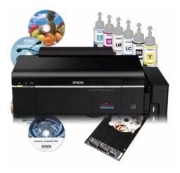 Título do anúncio: Impressora Epson Ecotank L805 Wifi