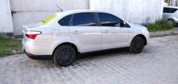 Título do anúncio: Grande Siena Attractive 1.0 Flex/Gás Motor Evo