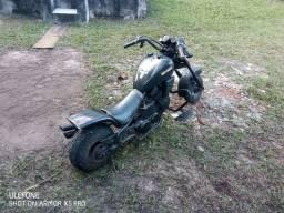 Mini moto estilo Harley