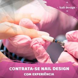Título do anúncio: Vaga para Nail Design