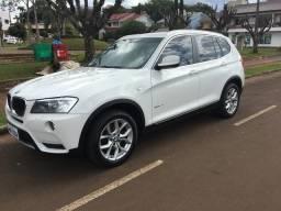 BMW X3 20i X-Drive 20i Bi-Tb Aut - Aceito troca menor valor - 2014