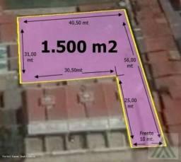Fortaleza - Sapiranga - Terreno 1.500 m2 (valor publicado é o valor somente da entrada)