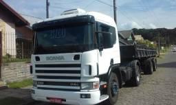 Scania 114 carreta vanderleia - 2000