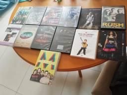 Coleção DVD diversos