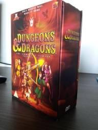 CAVERNA DO DRAGÃO boxset. série completa dvd.