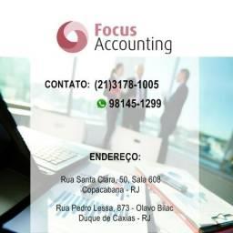 Serviços de Contabilidade, Abertura de Empresa, Imposto de Renda, Assessoria Empresarial