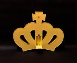 Luminária Coroa Led Decoração Quarto ou Aniversário