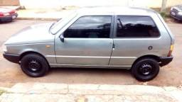 Fiat Uno Mille 1.0 Documento em Dia Sem Multas Recibo em Branco só Transferir - 1991
