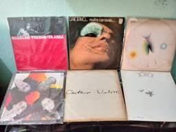 Caetano Veloso LP vinil, disco e capa em bom estado. E outros