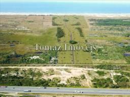 Área para empreendimento em Laguna SC, à beira mar, com 700.000m² e plana