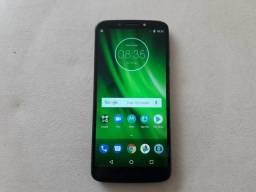 910a1608b Motorola moto g6 play 32gb android 9.0 super novo