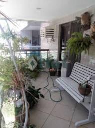 Apartamento à venda com 3 dormitórios cod:FLAP30068