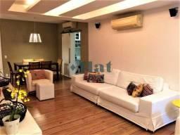 Apartamento à venda com 3 dormitórios em Barra da tijuca, Rio de janeiro cod:FLAP30137