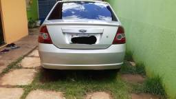 Ford Fiesta Sedan 1.6 Flex, completo - 2007