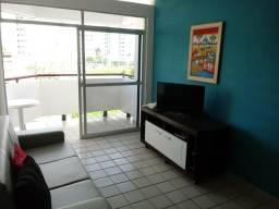 Apartamento 03 quartos Mobiliado com Piscina no Bessa