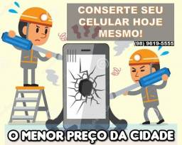 B.A.R.A.T.O > Tá quase de Graça o conserto da tela do seu Telefone!