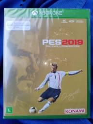Jogo PES 2019 edição David Beckham para Xbox one