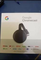 Chromecast 3 Google Modelo 2019 Hdmi 1080p
