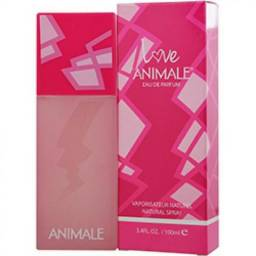 Perfume Feminino Animale Love - Animale - - Eau de Parfum 100ml