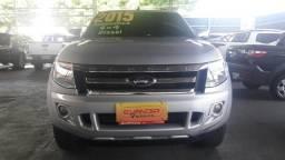 Ranger xlt aut 4x4 diesel 15/15 liberada! - 2015