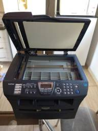 Impressora com toner