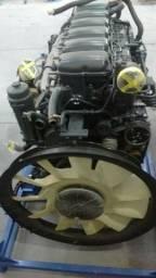 Motor scania 420 a base de troca
