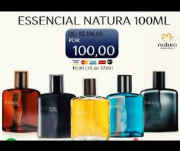 Essencial Masculino 100ml - originais e lacrados
