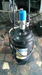 Engraxadeira pneumática