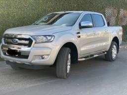 Ranger XLT 3.2 Diesel Único dono - Perfeito - 2017