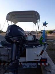 Lancha motor Yamaha 25hp - 2012